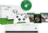 Xbox One S console 1TB - All-Digital (zonder disc-drive) + Forza Horizon 3 + Sea of Thieves + Minecraft