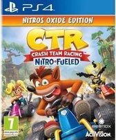 Crash Team Racing Nitro Fueled - Nitros Oxide Edition PS4-game