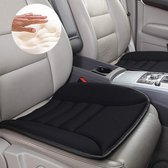 HN® Traagschuim zitkussen auto | Comfort stoelkussen stoelhoes past op alle stoelen