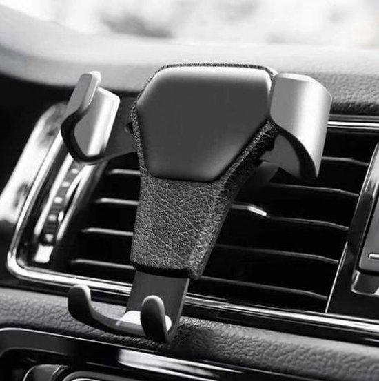 Autohouder telefoon smartphone - Telefoon houder Auto ventilatie - Telefoonhouder auto