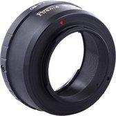 Adapter OM-Fuji FX: Olympus OM Lens-Fujifilm X Camera