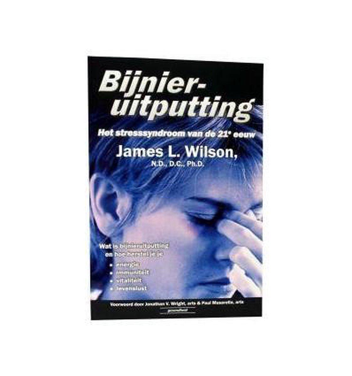 Bijnieruitputting - James L. Wilson