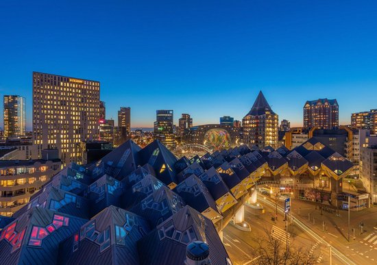 Rotterdam Ansichtkaarten 2021 - 6 stuks | MS Fotografie