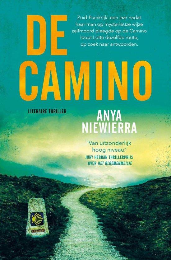 Boek cover De Camino van Anya Niewierra (Onbekend)