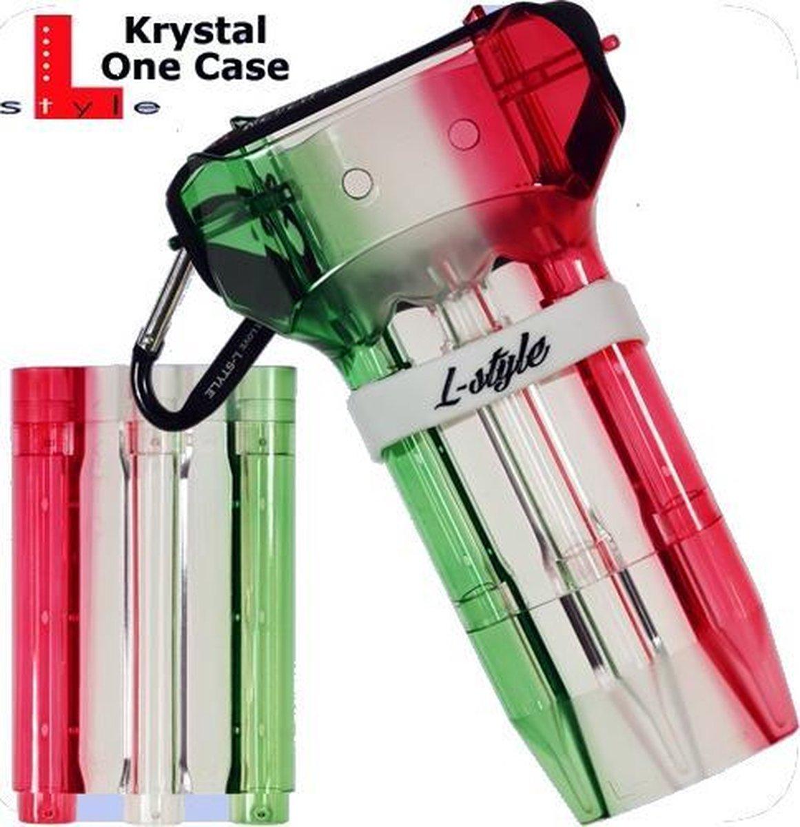 L-Style Krystal One N9 Tri Color Suika