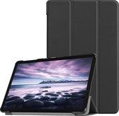 iMoshion Trifold Bookcase Samsung Galaxy Tab A 10.5 (2018) tablethoes - Zwart