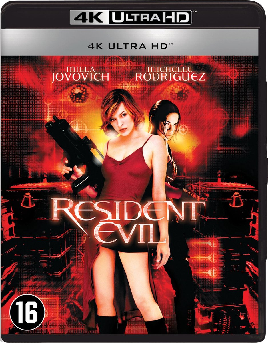 Resident Evil (4K Ultra HD Blu-ray)-