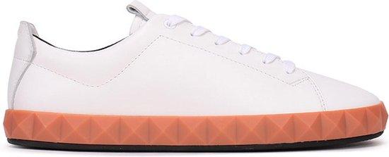 Emporio Armani -BRANDS - Sportschoenen - Heren - X4X211-XF187 - white,orange