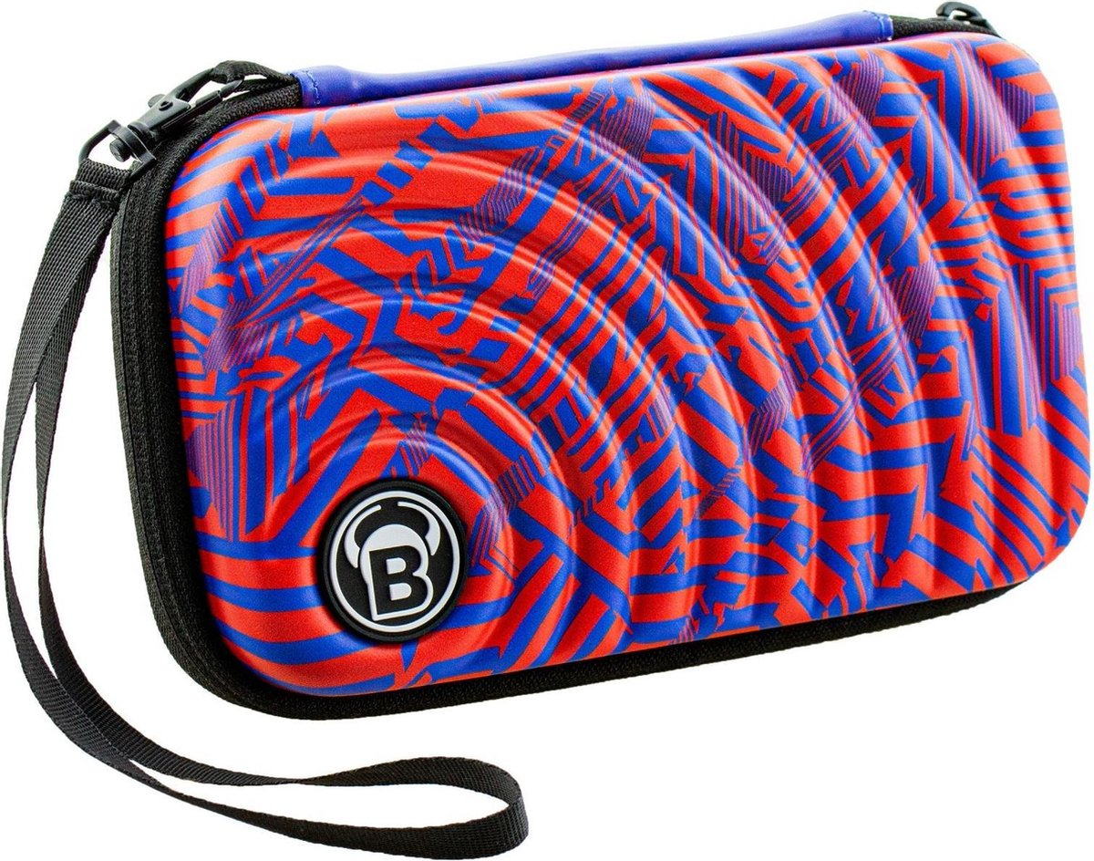 Bull's Orbis XL Dartcase Limited Edition Red/Blue