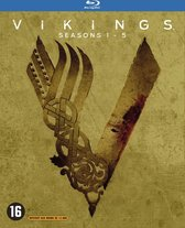 Vikings - Seizoen 1-5 (Blu-ray)