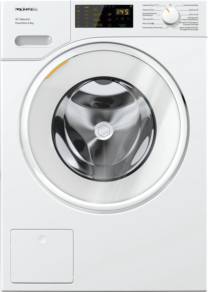 Miele WSD 323 WCS – Wasmachine – PowerWash 2.0 – NL/FR