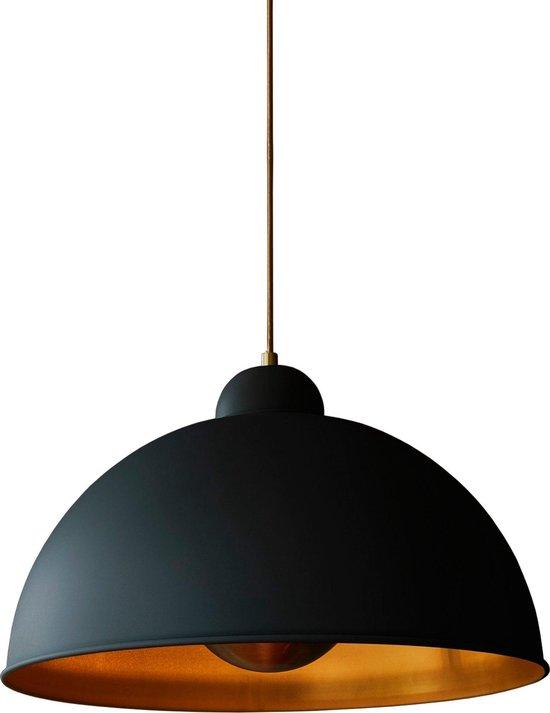 Bol Com Vandeheg Hanglamp Golden Sun Lenoir Zwart Goud E27 Ip20 Dimbaar Lampen