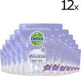 Dettol Magic Foam - navulling Orchidee & Vanille - 12 x 200 ml