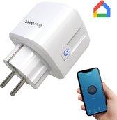 Living Nine Smart Plug - Slimme Stekker - Google Home - incl. Tijdschakelaar en Energiemeter