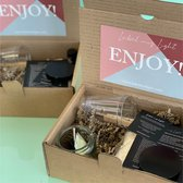 Label my Light - Create your own candle kit