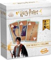 Harry Potter - Seek the deathly hallows - kaartspel