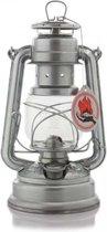 Feuerhand - Stormlantaarn - 26 cm - Verzinkt - Zilver