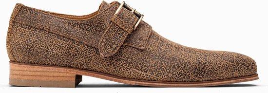 Paulo Bellini Boots Foggia Suede Brown Cognac
