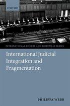 Omslag International Judicial Integration and Fragmentation