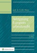 Wetgeving Europees arbeidsrecht