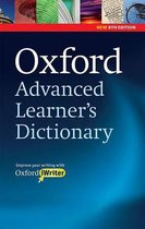 Oxford Advanced Learner's Dictionary paperback + cd-rom