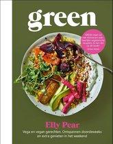 Boek cover GREEN van Elly Pear