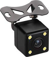 Achteruitrijcamera | Universeel Parkeer Camera | 4 LED | Nachtzicht | Ultrawide | Waterproof | Losse Achteruitrij Camera Auto