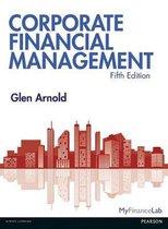 Boek cover Corporate Financial Management van Glen Arnold (Paperback)