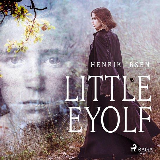 Boek cover Little Eyolf van Henrik Ibsen (Onbekend)