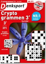 Denksport Cryptogrammen 3* bundel, editie 371
