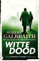 Boek cover Witte dood van Robert Galbraith (Onbekend)