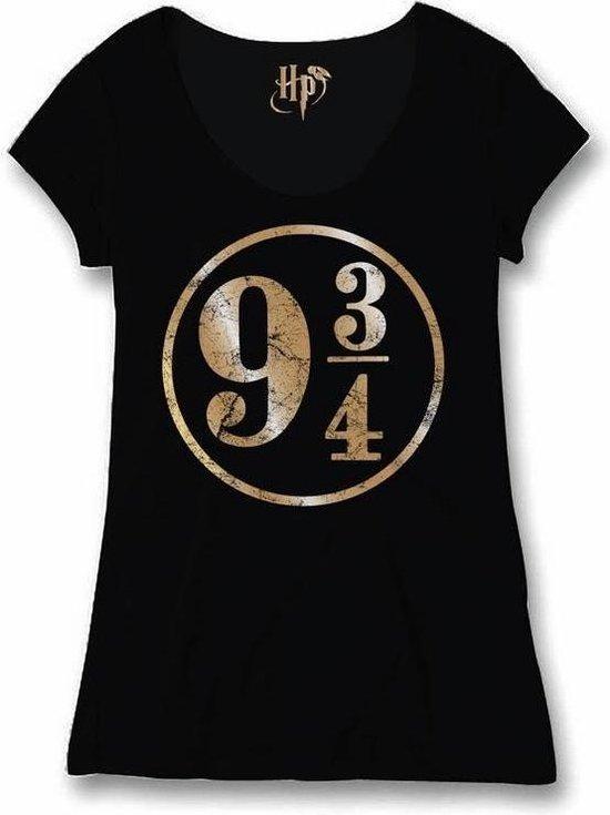 HARRY POTTER - T-Shirt 9 3/4 - GIRL (XL)