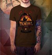 HG CREATION - T-Shirt Mortal BBQ (XL)