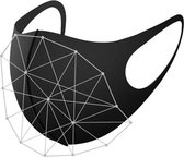 Afbeelding van Mondmasker fashion (5-pack)