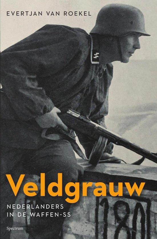 Boek cover Veldgrauw van Evertjan van Roekel (Onbekend)