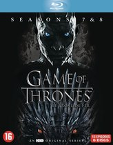 Game of Thrones - Seizoen 7 & 8 (Blu-ray)