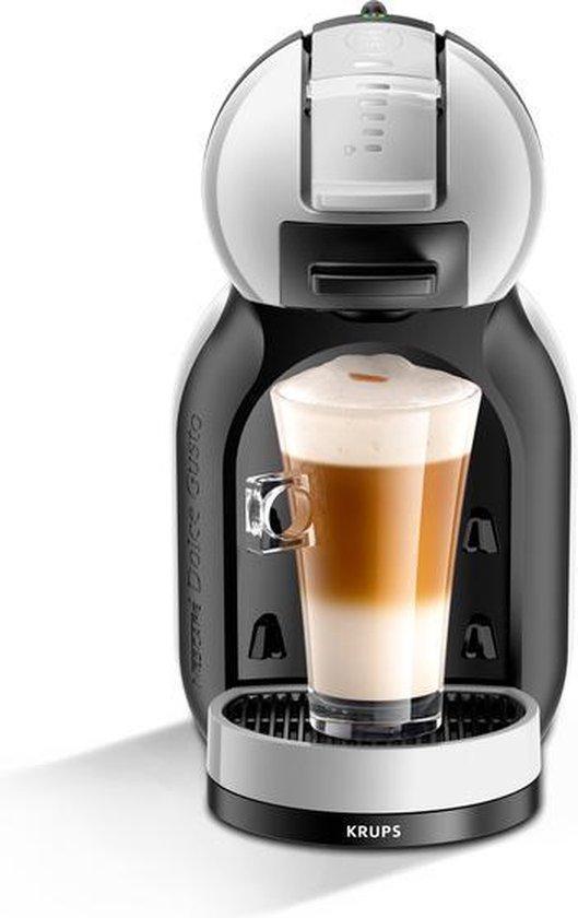 Krups Nescafé Dolce Gusto Mini Me KP123B - Automatische koffiemachine - Grijs