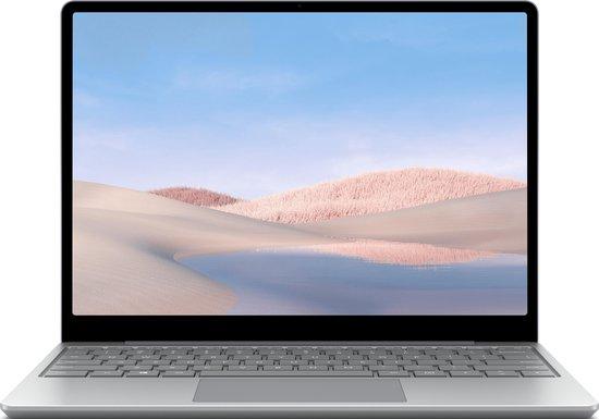 Microsoft Surface Laptop Go (2020) - Intel Core i5 - 12.4 Inch - 128 GB - Platinum
