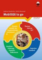 Boek cover Mobilität to go van Sabine Hindrichs