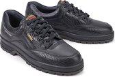 Mephisto BARRACUDA GORE MAMOUTH - Volwassenen Heren sneakersVrije tijdsschoenen - Kleur: Zwart - Maat: 43