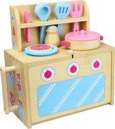 LOEF - Speelgoed Keuken - speelkeuken - duurzaam speelgoed - masterchef - keuken - speelgoed meisjes