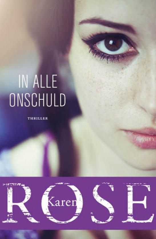 Boek cover In alle onschuld van Karen Rose (Paperback)