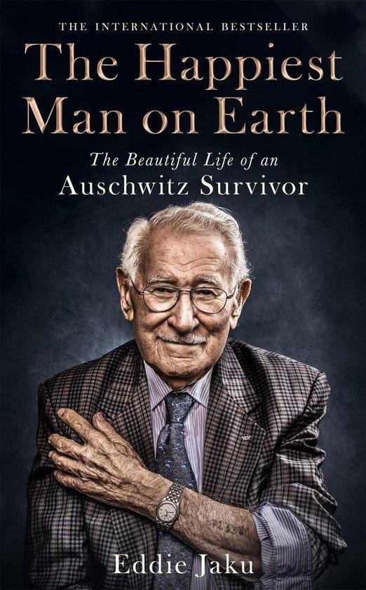 Boek cover The Happiest Man on Earth van Eddie Jaku (Onbekend)