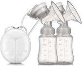 BYER Elektrische dubbele borstkolf kolfapparaat - 2 kolven -BPA-Vrij - 150 ml