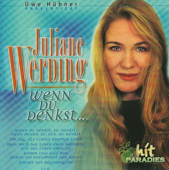 bol.com | Wenn Du Denkst, Juliane Werding | CD (album