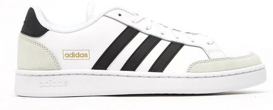 Adidas Grand Court Se Sneakers Wit/Zwart Heren