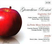 Guglielmo Tell/La  Petite Messe Solonelle/Armida