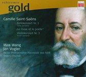 Saint-Saens: Konzerte; Vogler, Wang