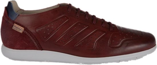 Pikolinos 6069 heren veterschoen bordo maat 46