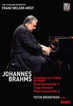 Brahms: Piano Concerto No 1 + 2